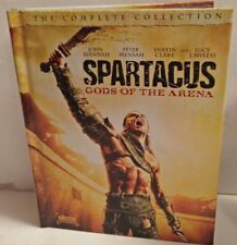 Spartacus: Gods of the Arena - The Complete Collection (Blu-ray, 2011 Digibook)