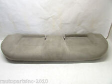 2007 TOYOTA PRIUS REAR LOWER BENCH SEAT CLOTH TAN  FABRIC OEM 04 05 06 07 08 09