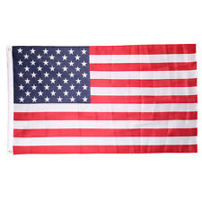 Jumbo 3'x5' Ft Polyester American Flag Usa Us Be Proud&Show off Your PatriotiKn