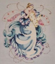 """SALE!!! COMPLETE XSTITCH MATERIALS FOR """"ENCHANTED DREAMER"""" by Mirabilia"""