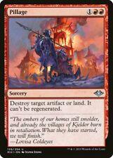 MTG Magic card Pillage Modern Horizons Uncommon #139 Mint 💎 🔎