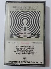 BLUE OYSTER CULT Tyranny And Mutation PCT32017  Cassette Tape