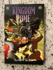 Kingdom Come DC Comics TPB Graphic Novel Comic Book 1-4 Compiled Batman J587