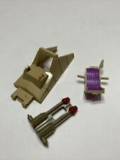 Tyco Dino Riders Triceratops 1987 Parts Piece Armor Chair Gun Cannon Lot