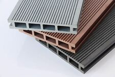 High Quality Composite Decking 146MM X 25MM IN 3 COLOURS
