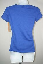 941X04 Champion T9754B C9 Active Duo Dry Loose T Shirt Xs Blue