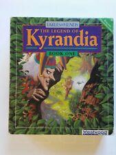 "The Legend of Kyrandia Book One IBM PC Big Box - 3.5"" Floppy Westwood & Virgin"