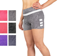 Ladies Sport Bike Cycling Gym High Waist Workouts Running Yoga Shorts for Womens