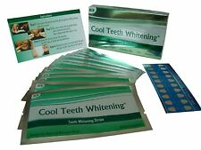 Cool Teeth Whitening 14 Treatments Professional 6% Hp Strength Box of 28 Strips
