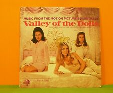 Valley Of The Dolls - Soundtrack - Dory & Andre Previn - 1967 20Th Fox Lp Record
