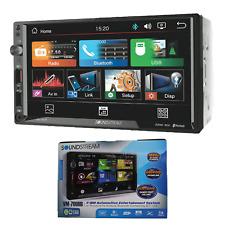 Soundstream Vm-700Hb Car 2 Din Usb/Mp3 Media Player Bluetooth Android Phone Link