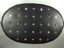 BNWT Michel Kors Black & Gold Studs Jelly Bean Belt Bag / Fanny Pack / Bum Bag