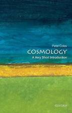 Cosmology by Coles, Peter ( Author ) ON Aug-23-2001, Paperback,Coles, Peter,Very