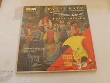 DANNY KAYE - Hans Christian Andersen And Tubby The Tuba - 1962 Rare US 12-track