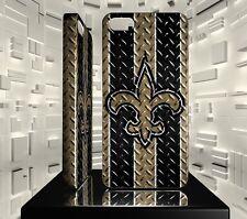 Coque rigide pour iPhone 5 5S New Orleans Saints NFL Team 07