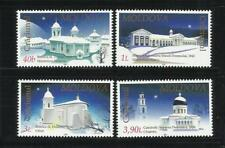MOLDAVIA. Año: 2001. Tema: NAVIDAD.