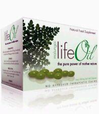 Malungai Life Oil Malunggay Moringa Food Supplement 60 capsules of 500mg