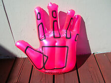 Body Glove hand sign blow up display sign surf shop surfer surfboard longboard