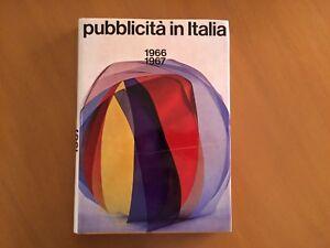 Pubblicità in Italia 1966 1967 - Franco Grignani - Typography - Graphic Design