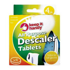 All Purpose Descaler Limescale 4 Tablets Coffee Machine Kettle Iron Descale