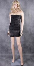 New Look Evening Dress Size 10 Ladies Bandage Party Frock Sexy Strapless