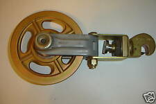 Sikorsky Boeing Bell Helicoptor Snatch Block Assembly  Military Surplus New