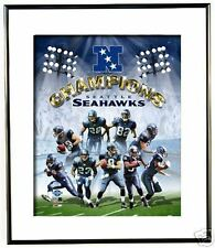 Seattle Seahawks NFC Champions Framed 10x12 Photo