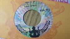 Ohio Express – Mercy / Roll It Up ~ 1969 Buddah Records – BDA 102 ~ (M-)