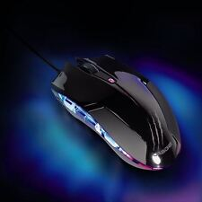 Hama uRage Gaming Mouse - Ergonomic 2400 DPI - 5 Programmable Buttons