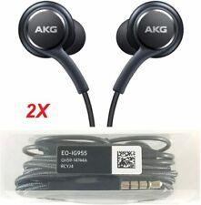 2X Samsung Galaxy S10 S9 S8 Plus AKG Earbuds Earphones LOT