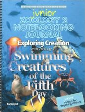 Apologia Zoology 2 Junior Notebooking Journal (2011, Spiral)