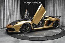 2020 Lamborghini Aventador LP770-4 SVJ Roadster One of a KIND! Amazing Spec &