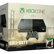 Xbox One Call of Duty Advanced Warfare Limited 1TB Game Console System EMS W/T