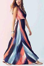 Phase Eight Women's Leona Print Maxi Dress  SIZE 16 UK MULTI COLOUR