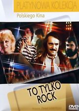 To tylko rock (DVD) Pawel Karpinski (Shipping Wordwide) Polish film