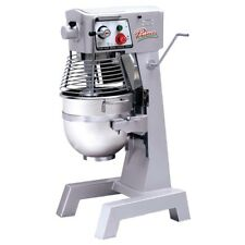 Mvp Group Pm-30, 30 qt 3 Speed General Purpose Mixer, Silent Operation