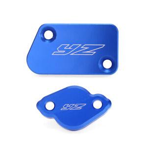 Front Rear Brake Reservoir Cover Cap For YAMAHA YZ125/X YZ250/X/FX YZ426F YZ450F
