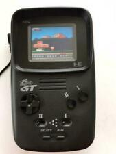 PC Engine GT Console NEC Console Only Very Good Condition JAPAN F/S Working
