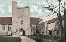 Hospital Of St. Cross, WINCHESTER, Hampshire