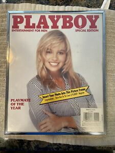 playboy playmate picture frame