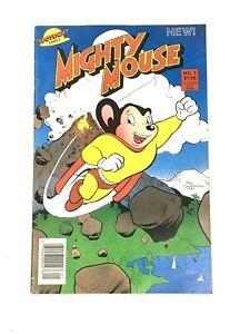 MIGHTY MOUSE #1 (Spotlight Comics) 1987