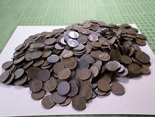5 POUNDS OF LINCOLN WHEAT CENTS/PENNIES  GOOD mix(725) approx.