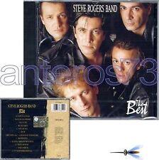 "STEVE ROGERS BAND ""THE BEST"" RARO CD MASSIMO RIVA VASCO ROSSI - FUORI CATALOGO"
