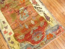 Antique Turkish Oushak Melas Rug Size 3'5''X6 39;