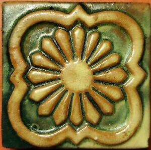 Flower Arts & Crafts tile Bucks County new