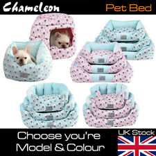PREMIUM luxury Pet Dog bed Cat Puppy Kitten Cushion House Soft Warm Kennel Bed