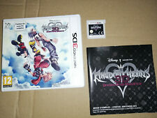 KINGDOM HEARTS 3D , dream drop distance, jeu nintendo 3ds avec boitier