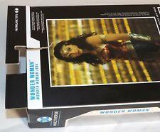 "McFarlane Toys 7"" Wonder Woman 1984 Deluxe Figure ~Damaged Box~ Dc Multiverse"