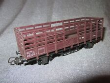 323F Hornby 701 Wagon Tombereau Claires Voies SNCF 820137 Ho 1:87