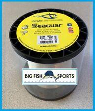 SEAGUAR INVIZX 100% Fluorocarbon Line 8lb/1000yd 8VZ1000 FREE USA SHIP! 08VZ1000